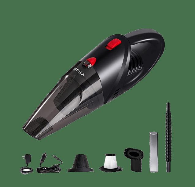 Car Vacuum Cleaner Box