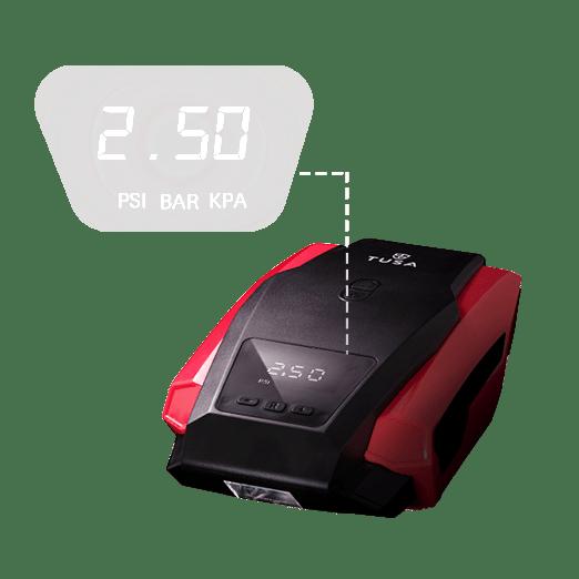 TUSA Tyre Inflator Digital Screen