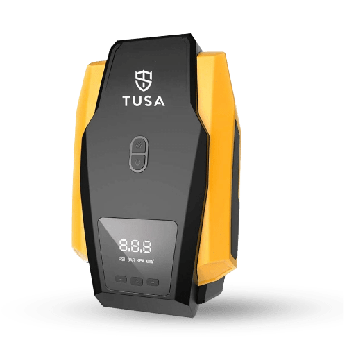 TUSA Tyre Inflator Yellow